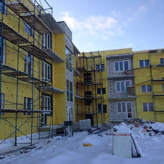 ЖК Цветы, ход строительства, стройка, комплекс, новостройка, жилой, новый